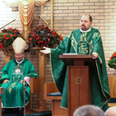 Fr. Brian's Installation Mass photo album thumbnail 79